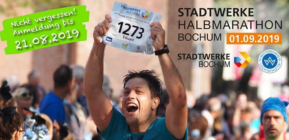 Stadtwerke Halbmarathon Bochum 2019