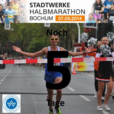 Foto: noch 5 Tage bis zum Stadtwerke Halbmarathon 2014