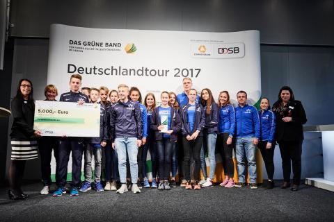 Preisverleihung in Düsseldorf! (Foto: TV 01)