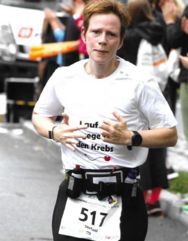 Stefanie Toelle beim Stadtwerke Halbmarathon Bochum (Foto: privat)