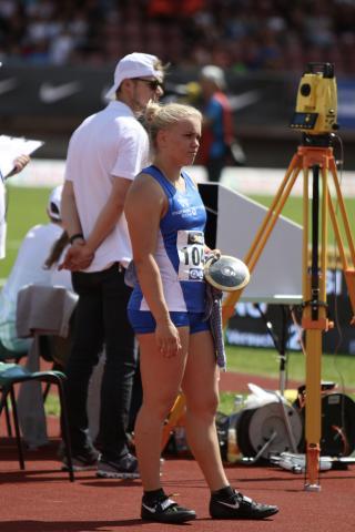Korinna Lömker (Foto: TV01)