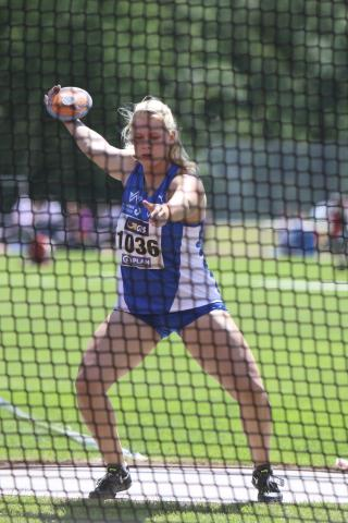 Anina Brandenburg (Foto: TV01)