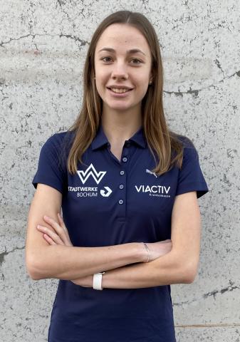 Charlotte Haas (Foto: TV01)
