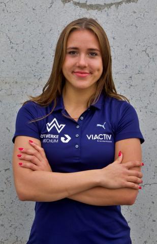Christin Bischoff (Foto: TV01)