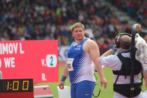 Leonid Ekimov (Foto: TV Wattenscheid 01)