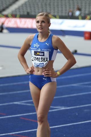 Monika Zapalska (Foto: TV Wattenscheid 01)