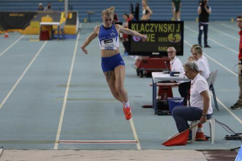 Jovanna Klaczysnki (Foto: TV01)
