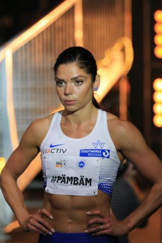 Pamela Dutkiewicz 2020 (Foto: TV Wattenscheid 01)